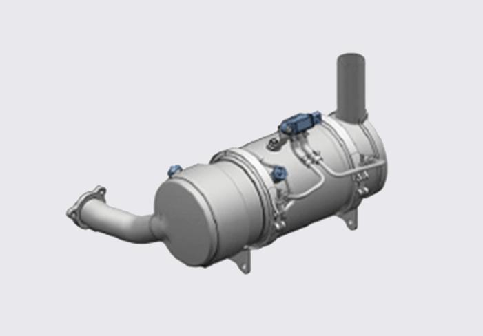 Diesel-Partikelfilter